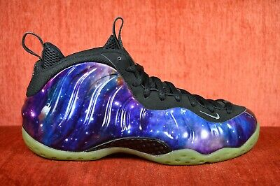 designer fashion 5589e a4565 Clean Nike Air Foamposite One Nrg Used Size 9.5 Galaxy 521286 800