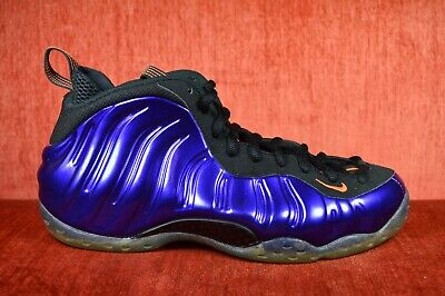 4b231bbbae3 CLEAN NIKE AIR FOAMPOSITE ONE PHOENIX SUNS Purple 314996-501 SIZE 10 ...