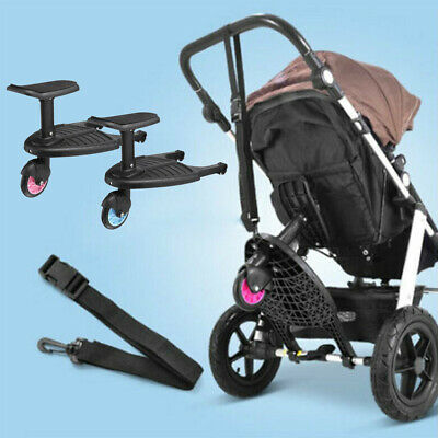 General Buggy Board Small Tail Car For Sister Brother Connect to Baby Stroller