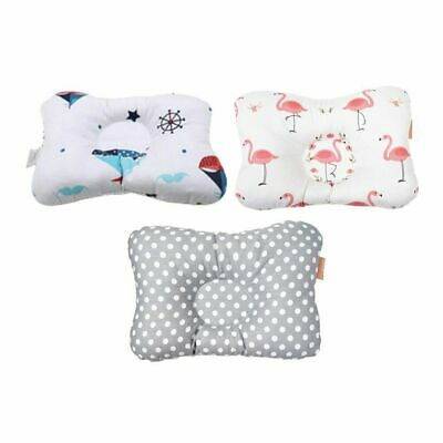 Baby Infant Pillow Newborn Anti Flat Head Syndrome Neck Support Pillow  AK