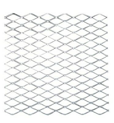 "Stanley National Hardware 4075BC 12"" x 12"" E"" x panded Steel - 3/4"" Grid    A1G"