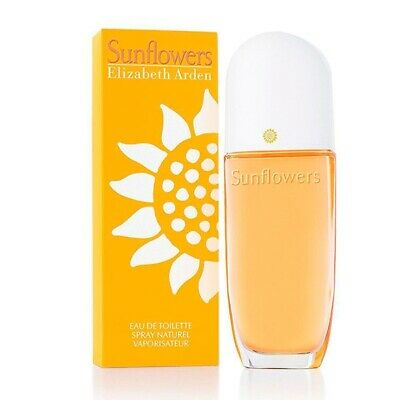 Women's Perfume Sunflowers Elizabeth Arden EDT, 30 ml