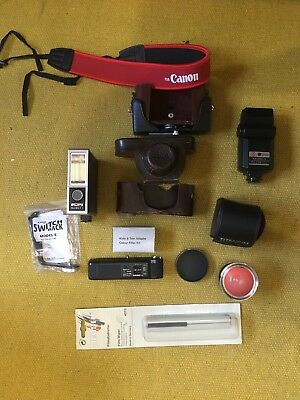 Lot of  photography material
