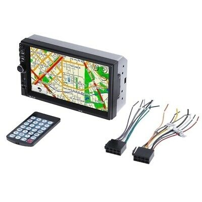 7 inch 1080P Player MP5 Digital Display Bluetooth 2Din Car Backup Monitor