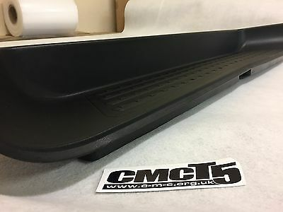 VW T5 T5.1 T6 Transporter Caravelle / Kombi Style Deeper Side Door Step
