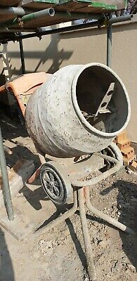 Belle Minimix 110V Electric Cement Mixer With Stand