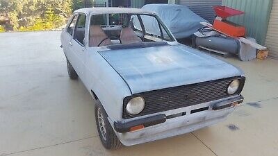 Ford Escort Mk2 2 Door Coupe Project RS2000 RALLY PACK