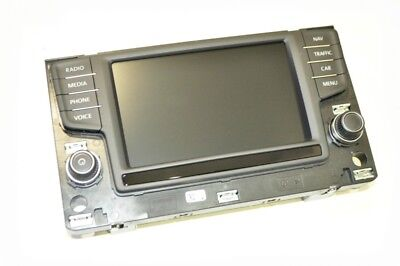 NEU orig VW Discover Media Navi Display Touran 5T Passat Golf Tiguan 3G0919605D