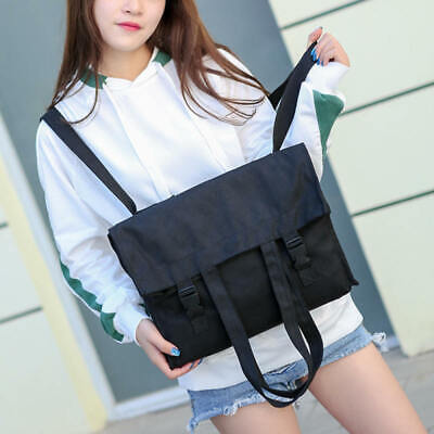 Canvas Fabric Breathable Adjustable Multi-Purpose Bag for Women Girl Lady VDO