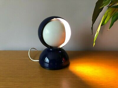 Vintage Eclisse table lamp by Vico Magistretti for Artemide. 1960s. Original.