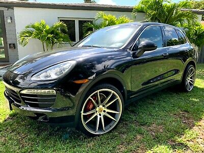 2013 Porsche Cayenne S PACKAGE AWD !!ONE OF A KIND! 2012,2013,2014, MERCEDES, BMW, CADILLAC, MASERATI, PORSCHE, FORD SPORT GT TURBO