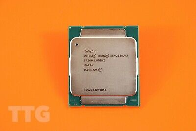 Intel Xeon E5-2630L V3 1.80Ghz 8-Core 55W Cpu Processor - Sr209