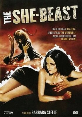 THE SHE BEAST 1966 Horror Thriller Movie Film PC iPhone INSTANT WATCH