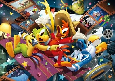 Tenyo Puzzle Tenyo Japan Jigsaw Puzzle Disney The Three Caballeros 300 Pieces MA