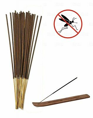 40x CITRONELLA INCENSE STICKS Candles BBQ Garden Anti Insect Mosquito Flies