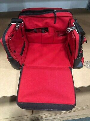 Zoll M Series Carrying Case With Nibp Red