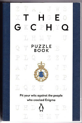 The GCHQ Puzzle Book, Good, Paperback (W)