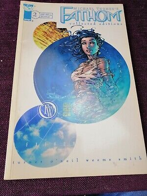 Fathom #1 Collected Edition Michael Turners tpb Topcow