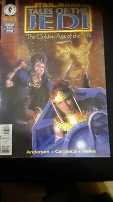 Star Wars Tales Of The Jedi The Golden Age Of The Sith 5 of 5