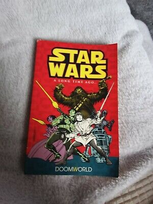 Star Wars , Doomworld Graphic novel science