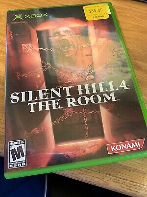 SILENT HILL 4: The Room (Microsoft Xbox, 2004) - $19 45