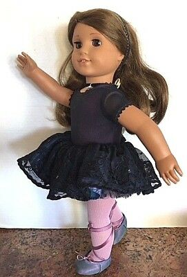 "American Girl 18"" Doll Marisol Luna 2005 GOTY - with 3 Outfits & accessories"