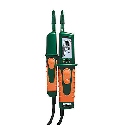 Extech VT30 LCD MultiFunction Voltage Continuity & Phase Tester