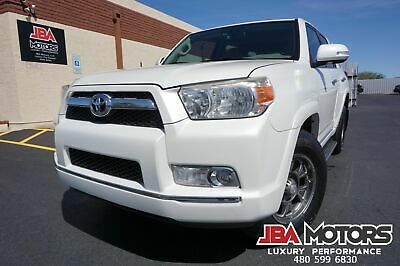 2010 Toyota 4Runner Limited 4x4 4WD SUV ~ 1 Owner AZ Car ~ Pearl White