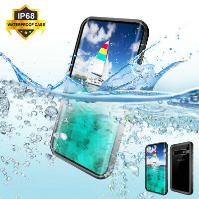 Waterproof Shockproof 360° Protect Hard Case Cover For Samsung Galaxy S10 S9 S8