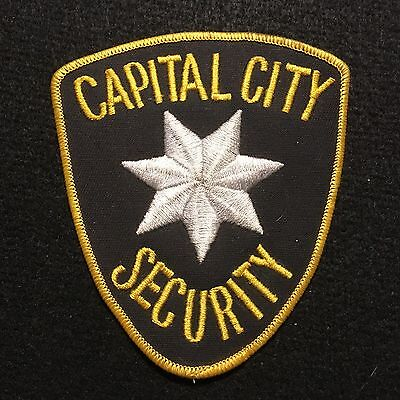 ATLANTIC SECURITY OFFICER Patch / Safety Service Private