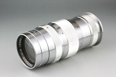 As-Is Canon Serenar 135mm f/4 Leica Screw L39 LTM Mount Lens From Japan
