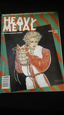 Heavy Metal - Winter, 1988