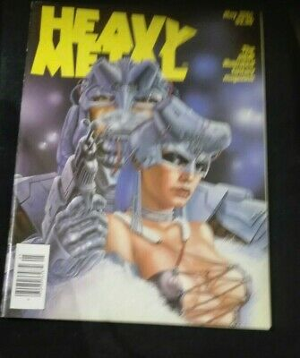 Heavy Metal - may, 1984
