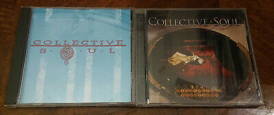 Collective Soul - Lot of 2 CDs - Collective Soul / Disciplined Breakdown