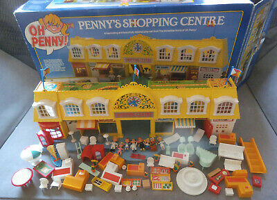 Oh Penny - 'Shopping Centre / Mall' - Boxed With Figures Etc - Free Postage