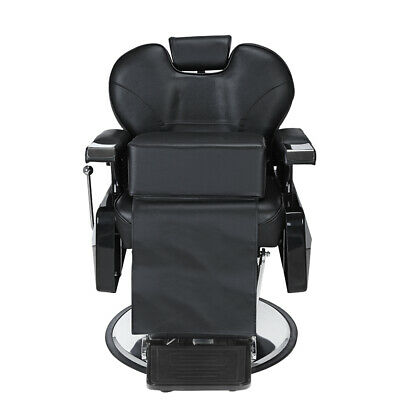 Barber Child Kid Cushion Chair Seat Haircut Salon Hairdressing Extra Thick Black