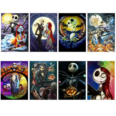 The Nightmare Before Christmas Full 5D Diamond Painting Embroidery Cross Stitch