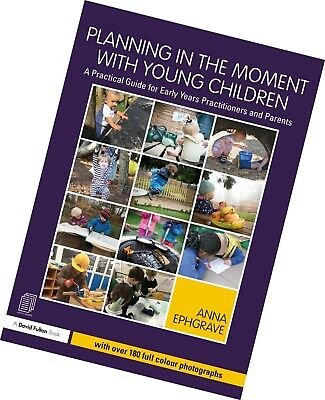 Planning in the Moment with Young Children: A Practical Guide 9781138080393 New