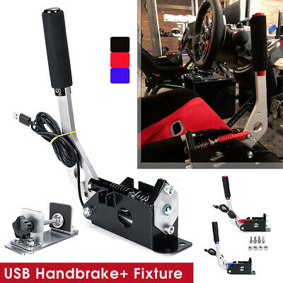 Fanatec Handbrake With G920