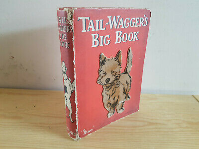 MRS. HERBERT STRANG Tail Wagger's Big Book - 1932
