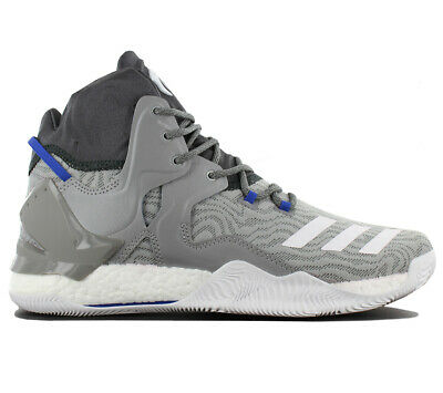 outlet store 3afb2 51888 Adidas Derrick D Rose 7 Boost Men s Basketballshoe Sneakers High Shoes