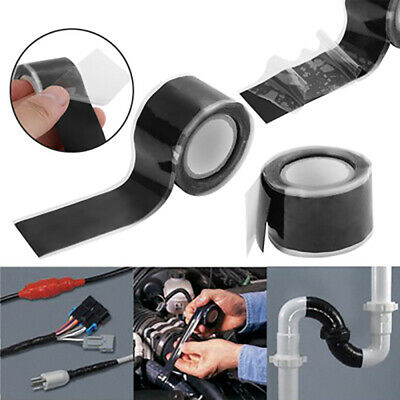 Self Fusing Silicone Performance Repair Tape Bonding Rescue Wire Hose Tape RYW