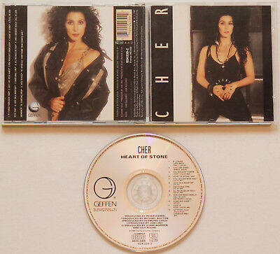 Cher - Heart Of Stone (1989) If I Could Turn Back Time, Just Like Jesse James