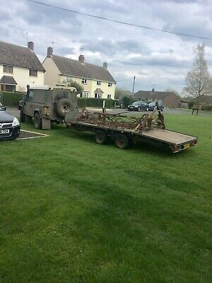 Classic Tractor, Implement, Transport Recovery, Ferguson, Fordson, Farm, Machine