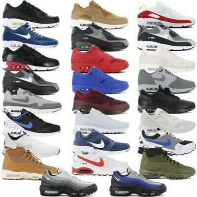 low cost 8d6a4 873ee Nike Air Max Baskets Hommes Chaussures de Sport Classic Bw 90 1 95 Tavas  Command