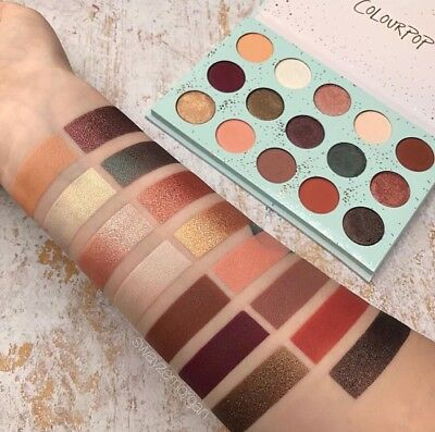 Colourpop - All I See Is Magic Eyeshadow Palette 100% GENUINE!
