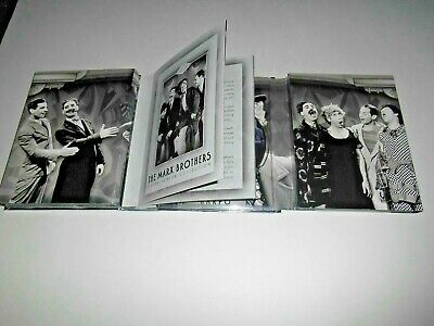 The Marx Brothers Silver Screen Collection (DVD, 6-Disc BoxSet ) OOP + Fast Ship