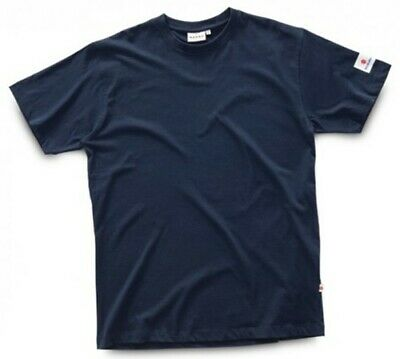 SUZUKI Original Mechaniker-T-Shirt, Dunkelblau, S