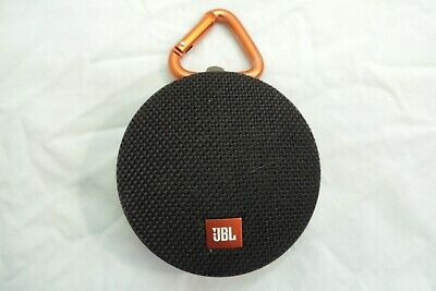 JBL Clip 2 Wireless Portable Bluetooth Speaker - Black ~!
