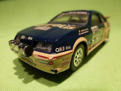 Trofeu 1:43 Ford Sierra Rs Cosworth - Rally 25 Q8 Oils - Rare Selten - Good Cond